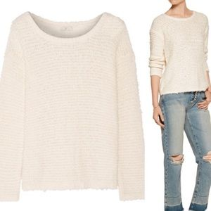 Joie off white sweater
